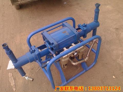 武汉矿用气动注浆泵简单易学