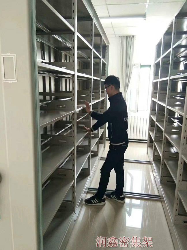 荣昌县方向盘型密集柜
