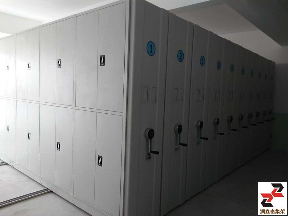 商州档案移动密集柜qgb