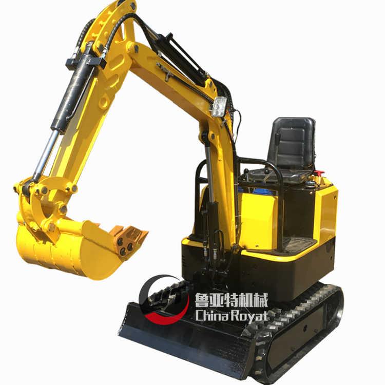 微型挖掘机双杠水冷  迷你微型大棚专用履带挖掘机