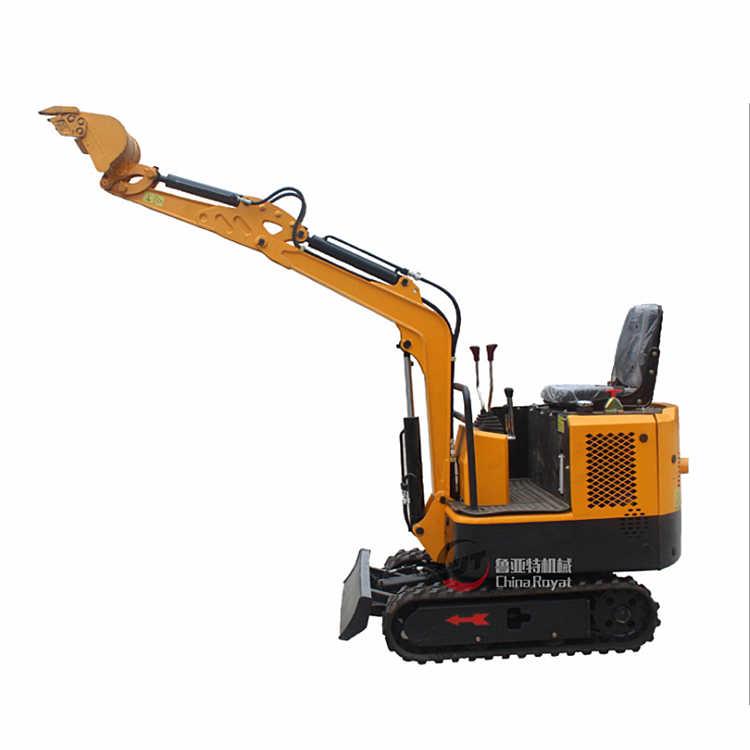 微型农用果园小型挖掘机 迷你小型挖掘机