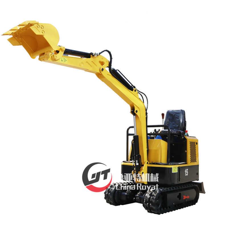 迷你小型挖掘机 微型挖掘机双杠水冷 微型多功能小挖掘机