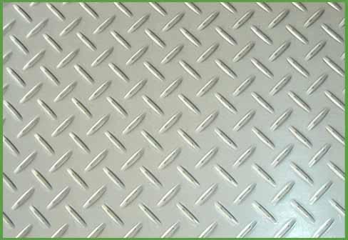 贵州花纹钢板3mm镀锌花纹板多少钱