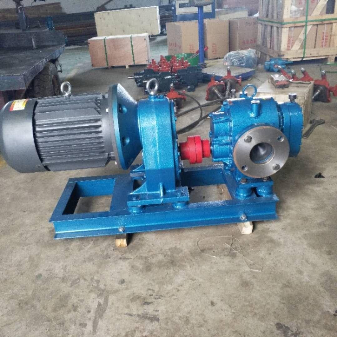 高粘度罗茨油泵高温罗茨泵使用安全零泄露