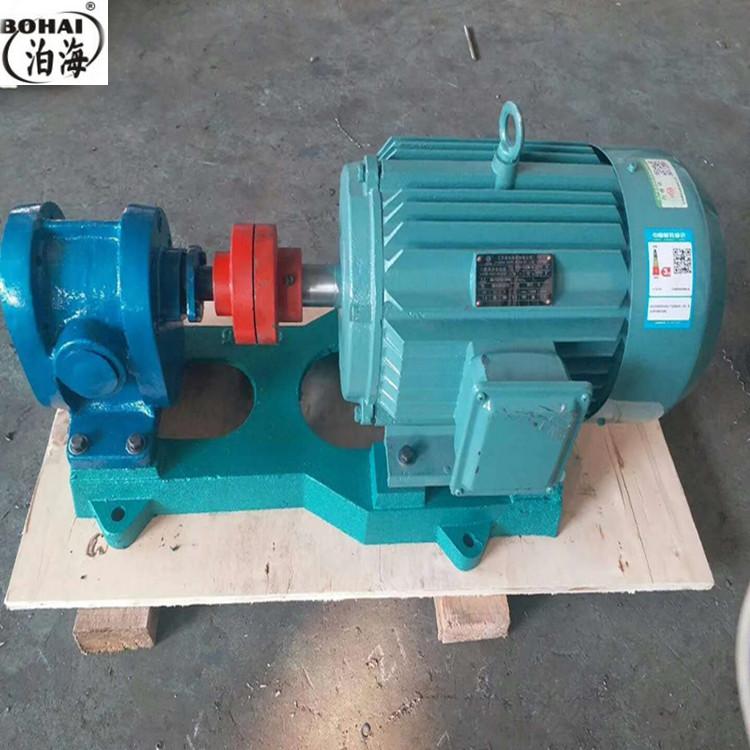 2cy型高压油泵合金齿轮泵耐高温耐磨泵厂家