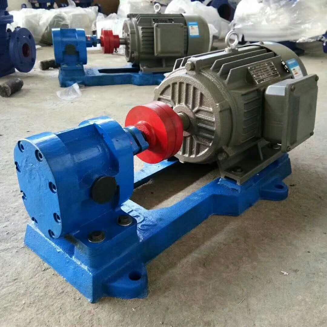 2cy型高压油泵合金齿轮泵耐高温耐磨泵现货销售