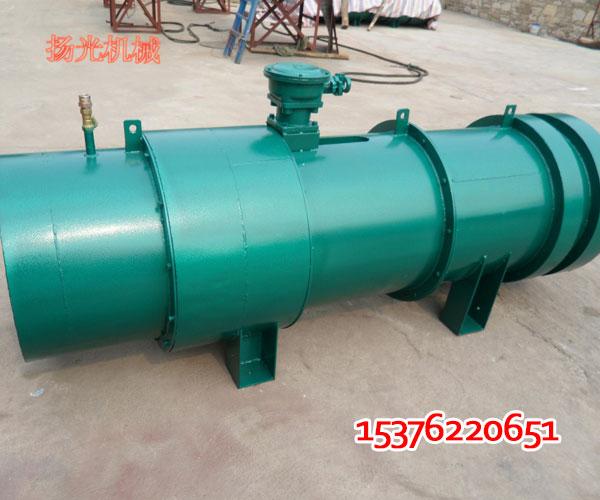 新疆煤矿大量选购KCS-200D湿式除尘风机的原因所在