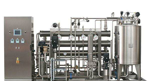 纯化水设备标准规范