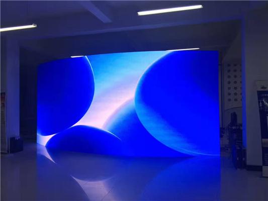 金运河全彩LED显示大屏幕