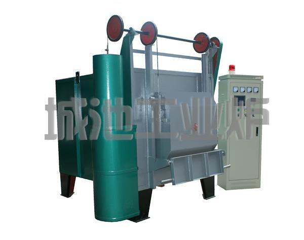 六安箱式电阻炉