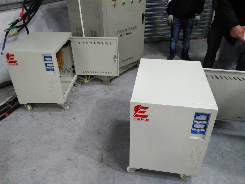 三相380V变200V机床变压器