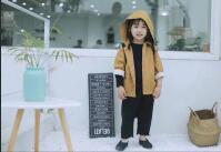 18新款【森么】专柜同步销售秋装中小童现货品牌童装折扣批发