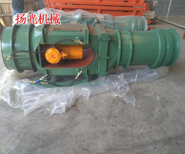 KCS-230D除尘风机,矿用KCS-230D湿式除尘风机