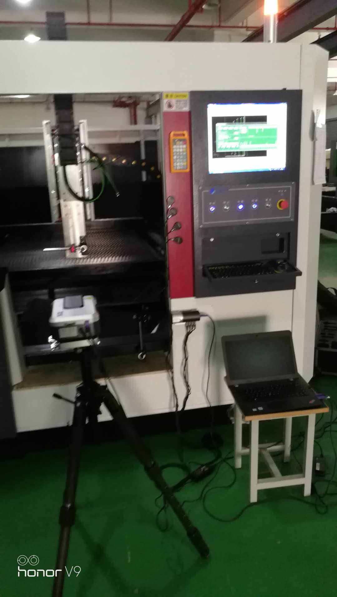 苏州相城区普盛激光2000w光纤金属激光切割机