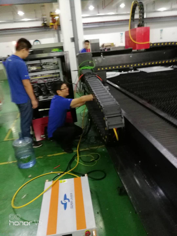 苏州普盛激光3000w激光切割机24小时售后服务
