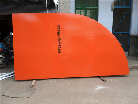 MFBX-4.0*3.3矿用斜井防bao门用于山西陕西等煤矿
