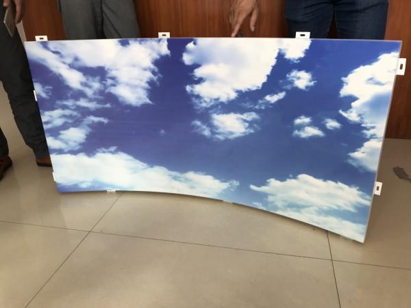 3D彩印铝单板_3D印花铝单板价格_印花铝单板厂家