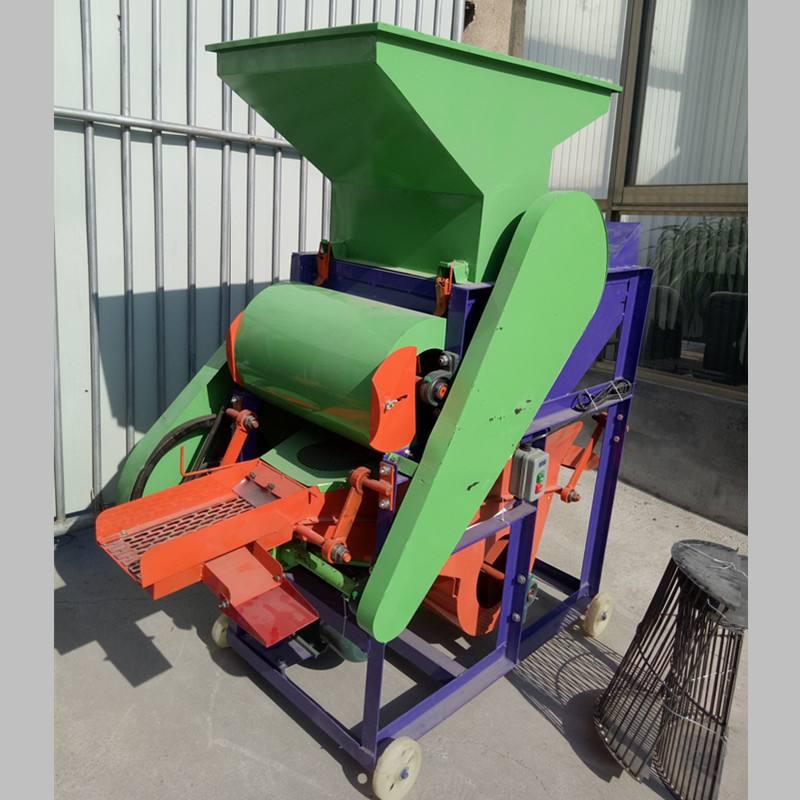 新疆和田地区花生剥壳机图纸茶籽剥壳机多少钱一台