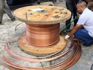 泉港铝绞线回收承包回收