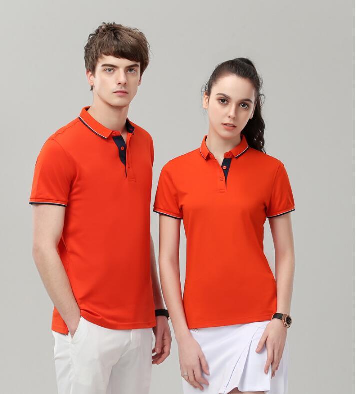 高端Polo衫高端文化衫广告衫定制-昆明莱图印公司