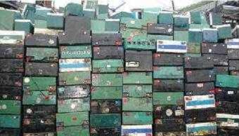金锋工业区旧蓄电池回收价格-云宵动力电池回收企业