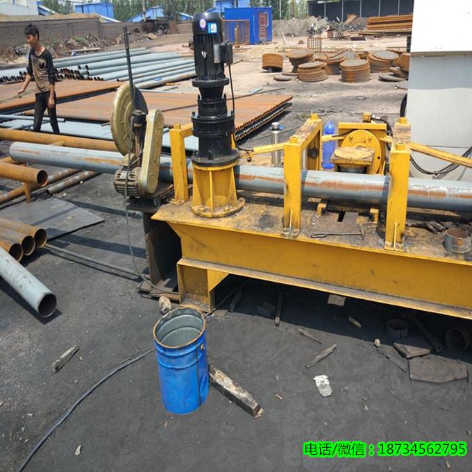 福建贵州175×175H型钢折弯机394x398H型钢弯曲机