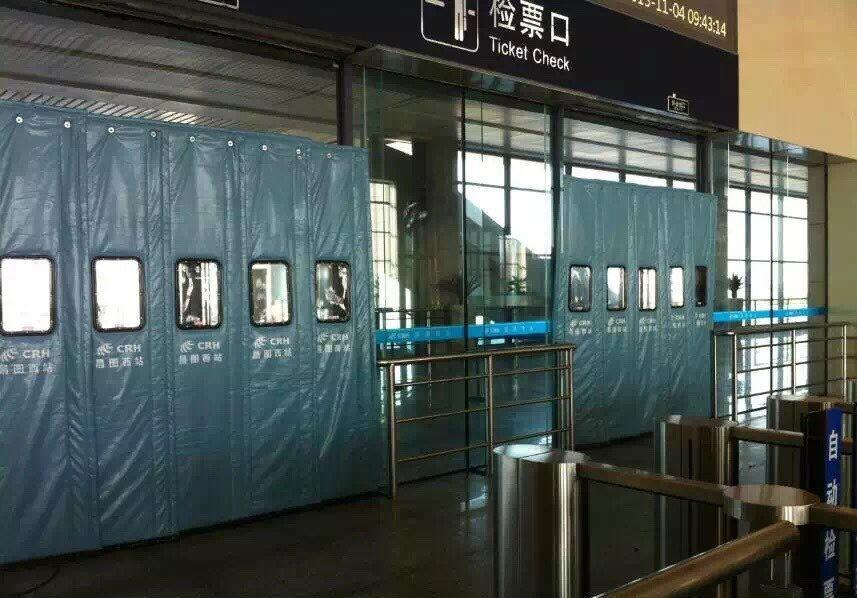 沈阳铁路棉门帘生产安装厂家