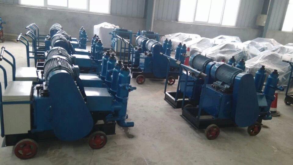 抚州景德镇矿用防爆砂浆泵生产厂家