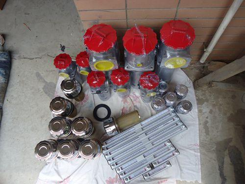 CJS-4-30X20P、SQU-A160X1P破晓单单筒过滤器德州滤芯过滤器厂家