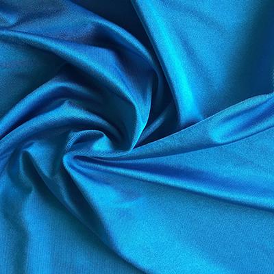 厂家提供有光莱卡布 高弹力泳装内衣布料 四面弹服装针织面料