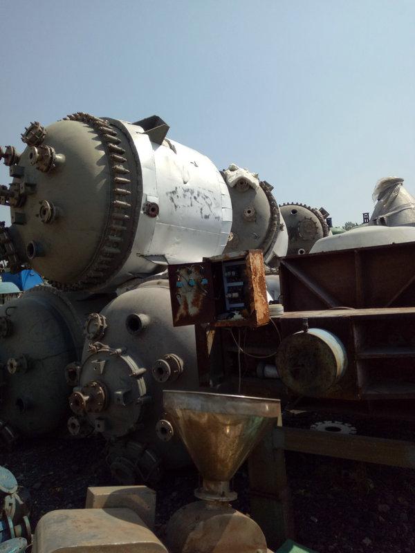 昭通二手冷凝器回收公司