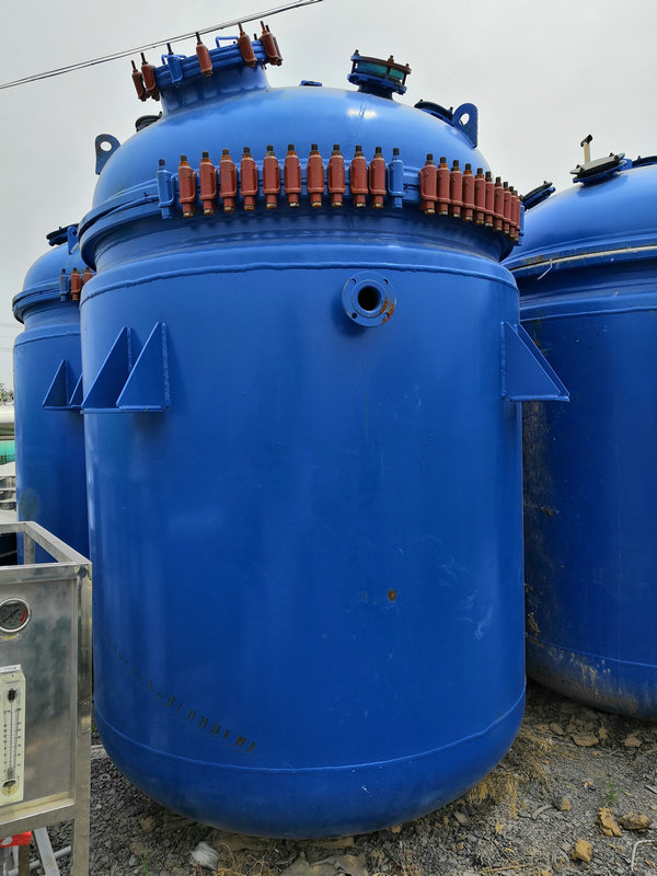 南阳二手不锈钢压力反应釜回收公司
