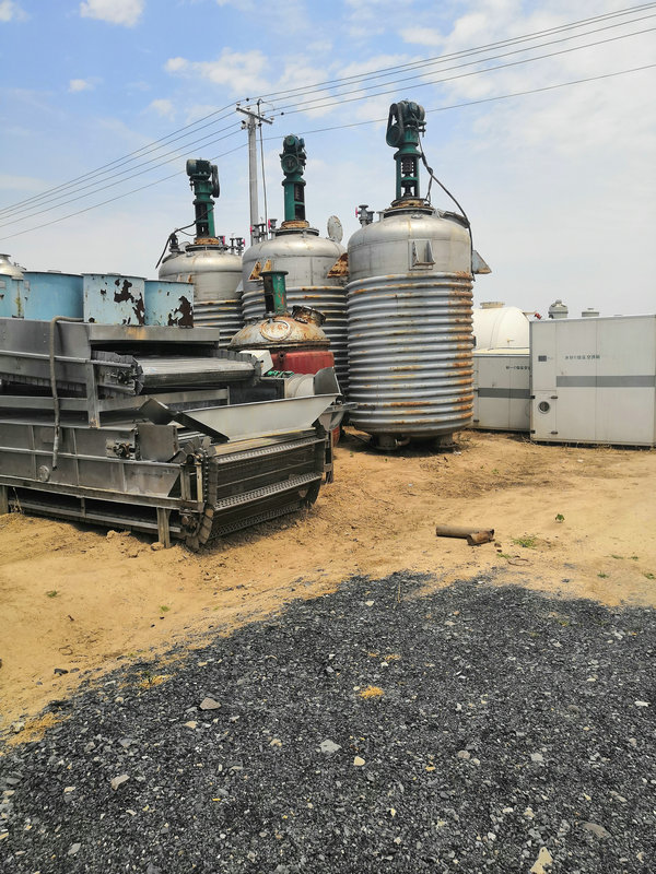 宿州二手换热器回收公司