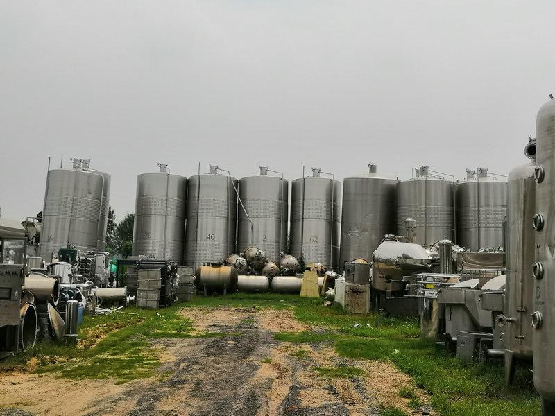 镇江二手钛材蒸发器回收公司