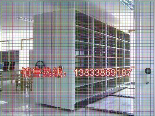 宣威市密集式移动档案柜选购
