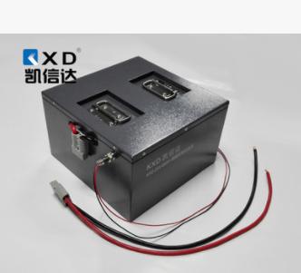 穿梭车专用24V60AH低温锂电池组