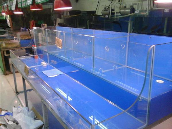 【海鲜设备有限公司】四平鱼缸生产厂家+吉林鱼缸