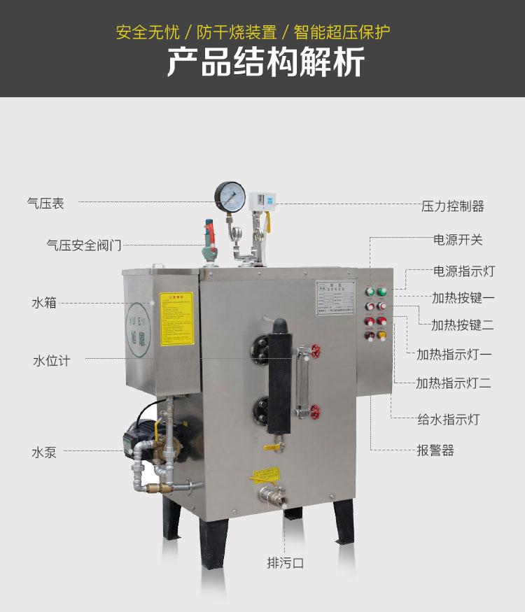 广东旭恩蒸汽发生器青青青免费视频在线锅炉