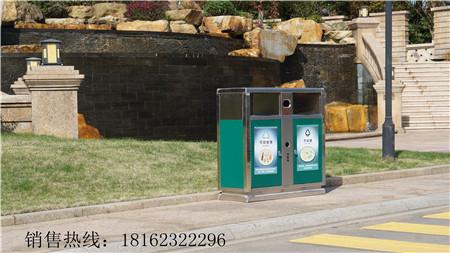 泸州市钢木垃圾桶
