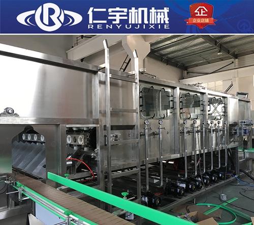 专业供应全自动大桶桶装水生产线 饮料生产机械设备