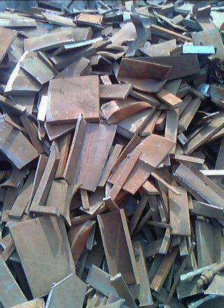 柞水专注西安合金铣刀片收购物资回收西安废钢废铁回收公司