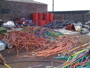 西安报废工程车回收草滩二路废铜电缆线指导回收报价咨询
