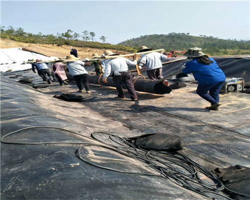 无妨土工布养护土工布沂南土建建材施工材料