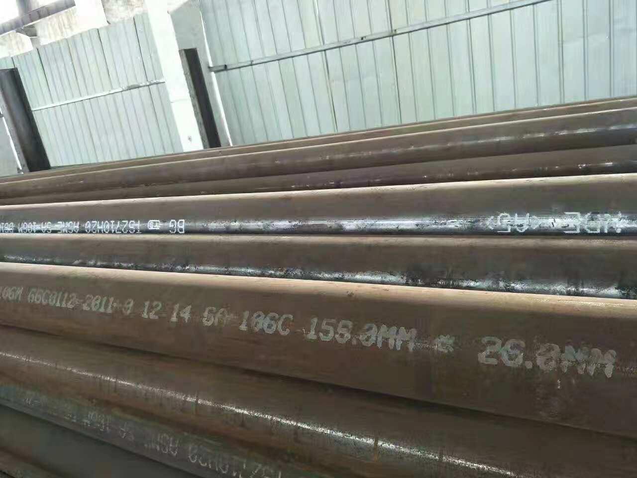 河南淮阳20大口径无缝钢管是什么价格