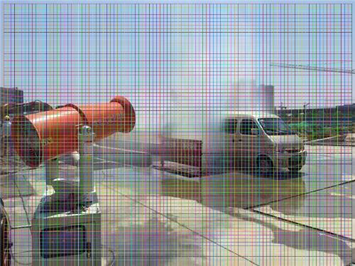 海宁市工程车辆洗车平台