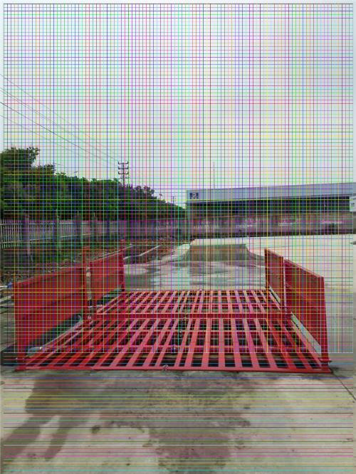金东建筑工地洗车机-南通工地大门冲洗设备
