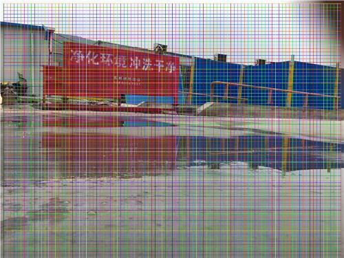 蓮都建筑工地洗車機-巢湖工地自動沖洗平臺