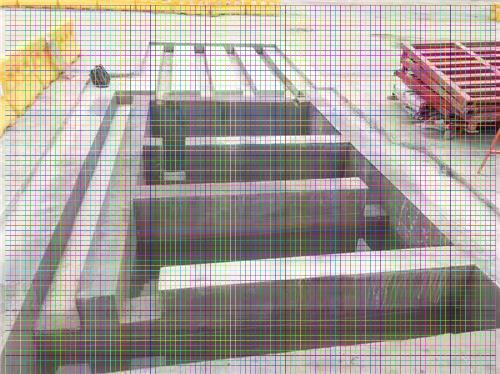 亭湖建筑工地车辆冲洗平台-无锡工地大门洗车平台