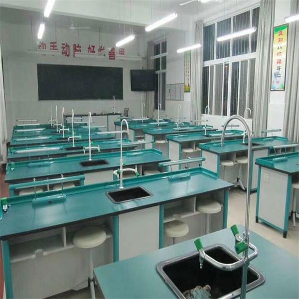 广州实验台边台批发 钢木中央实验台 边台 全钢中央实验台边台