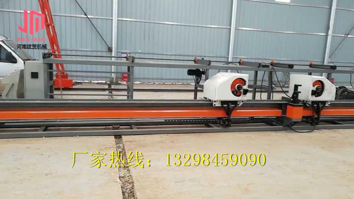 济南双筋钢筋笼设备打造一线品牌